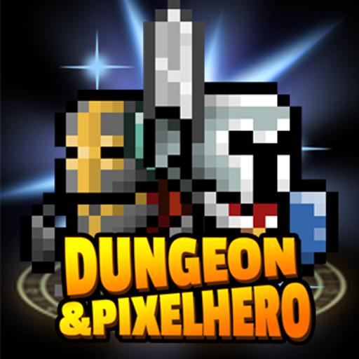 Dungeon x Pixel Hero  Apk Mod latest