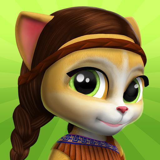 Emma the Cat My Talking Virtual Pet 3.0 Apk Mod (unlimited money) Download latest