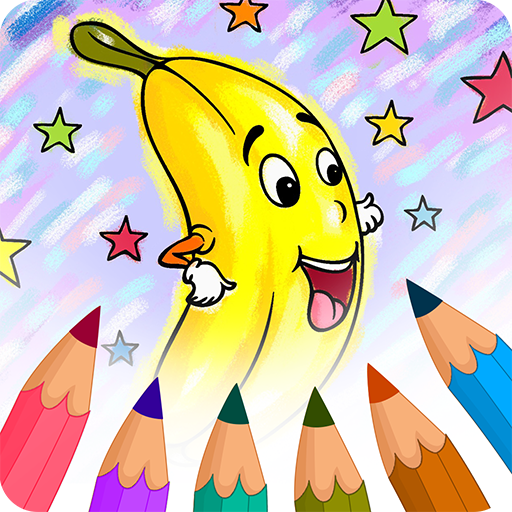 First Coloring book for kindergarten kids  Apk Pro Mod latest