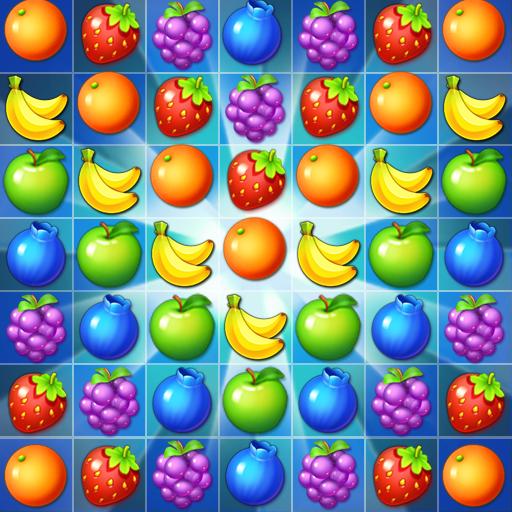 Fruits Forest Rainbow Apple 1.9.11 Apk Mod (unlimited money) Download latest