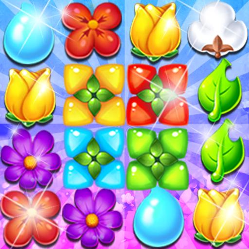 Garden Dream Life: Flower Match 3 Puzzle Apk Mod latest