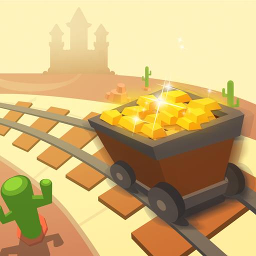 Gold Rail Build your Kingdom Apk Pro Mod latest 1.0.2