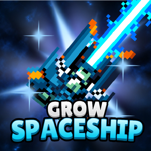 Grow Spaceship VIP – Galaxy Battle Apk Pro Mod latest