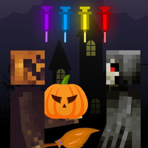 Halloween Ragdoll Playground: Human Witch 1.0.4 Apk Mod (unlimited money) Download latest