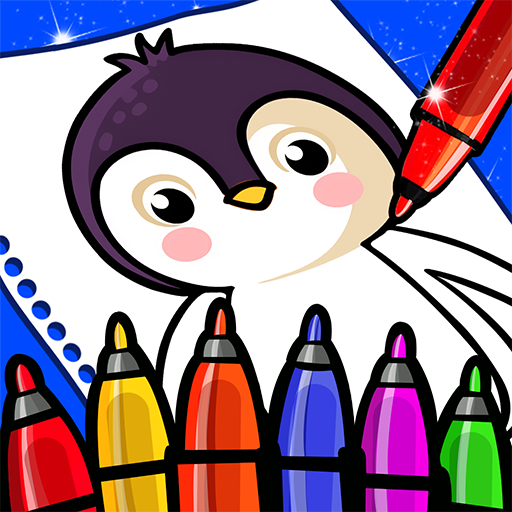 Happy Coloring Book Learn Paint : Coloring Games Apk Pro Mod latest