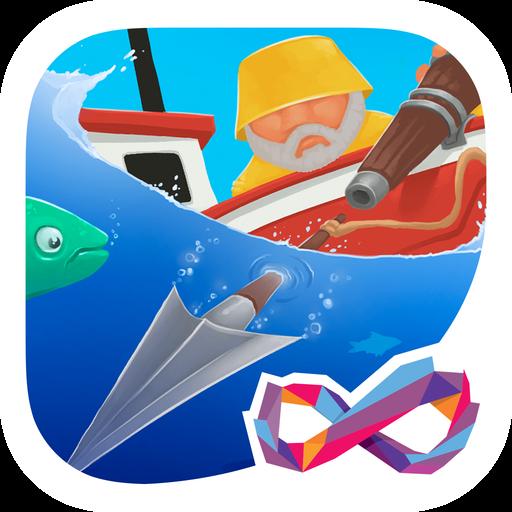 Harpoon FRVR – Spear Fishing Gone Wild  Apk Mod (unlimited money) Download latest