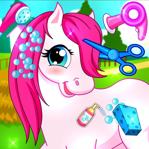 Horse Pet Salon Apk Pro Mod latest