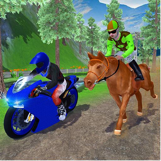 Horse Vs Bike: Ultimate Race Apk Mod latest