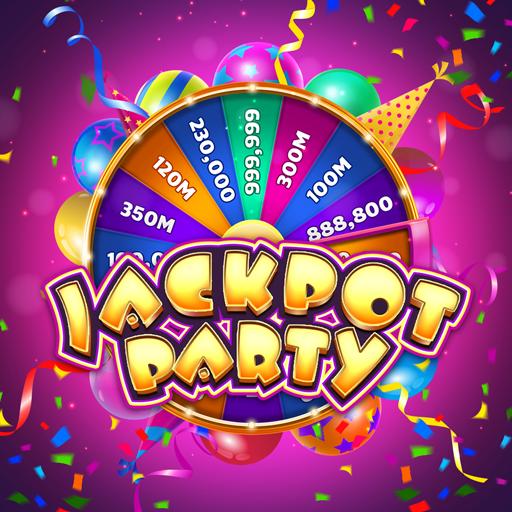 Jackpot Party Casino Games: Spin FREE Casino Slots  Apk Pro Mod latest