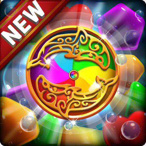 Jewel ocean world: Match-3 puzzle  1.0.5 Apk Mod (unlimited money) Download latest
