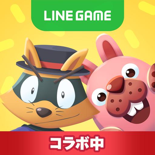 LINE ポコパンタウン-うさぎのポコタと癒し系まちづくり!爽快ワンタップパズルゲーム 4.6.2 Apk Mod (unlimited money) Download latest