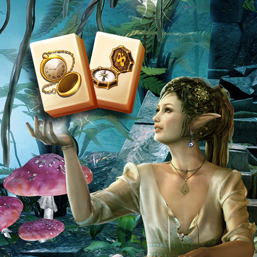 Mahjong Magic Worlds: Journey of the Wood Elves 1.0.74 Apk Mod (unlimited money) Download latest