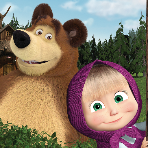 Masha and the Bear. Educational Games 6.4 Apk Mod (unlimited money) Download latest