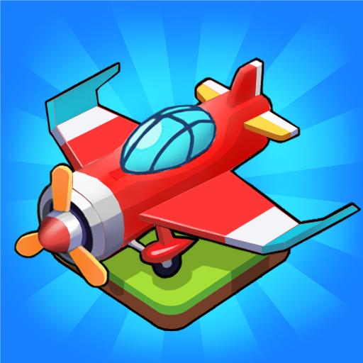 Merge Airplane 2: Plane & Clicker Tycoon  Apk Pro Mod latest
