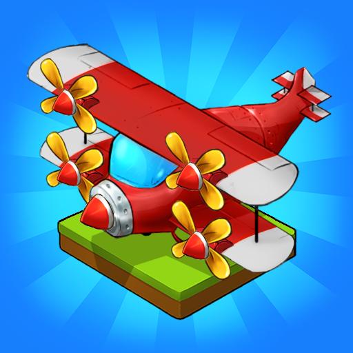 Merge Airplane Cute Plane Merger Apk Pro Mod latest 2.3.0