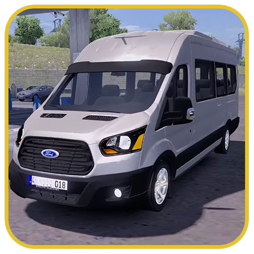 Minibus Sprinter Passenger Game 2019  Apk Mod latest