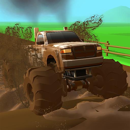 Mud Racing: 4х4 Monster Truck Off-Road simulator  2.2 Apk Mod (unlimited money) Download latest