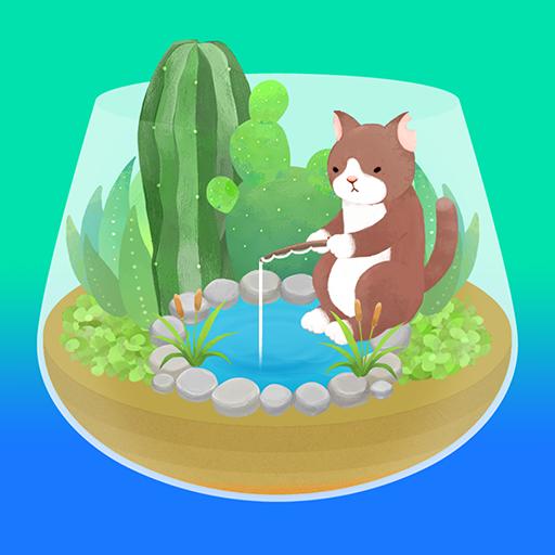 My Little Terrarium Garden Idle 2.7.9 Apk Mod (unlimited money) Download latest