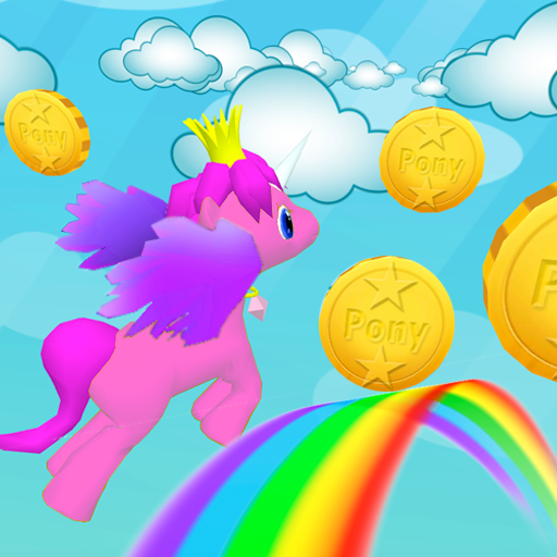 My Little Unicorn Dash 3D HD  Apk Mod latest