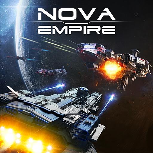 Nova Empire: Space Commander Battles in Galaxy War Apk Mod (unlimited money) Download latest