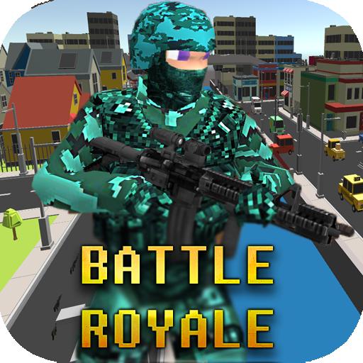 Pixel Combat: Battle Royale Apk Mod latest