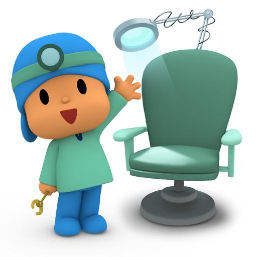 Pocoyo Dentist Care: Doctor Adventure Simulator  Apk Mod latest