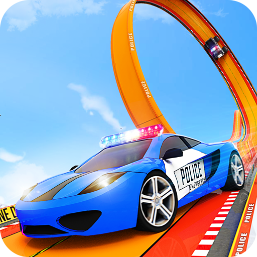 Police Ramp Car Stunts GT Racing Car Stunts Game 3.8 Apk Mod (unlimited money) Download latest