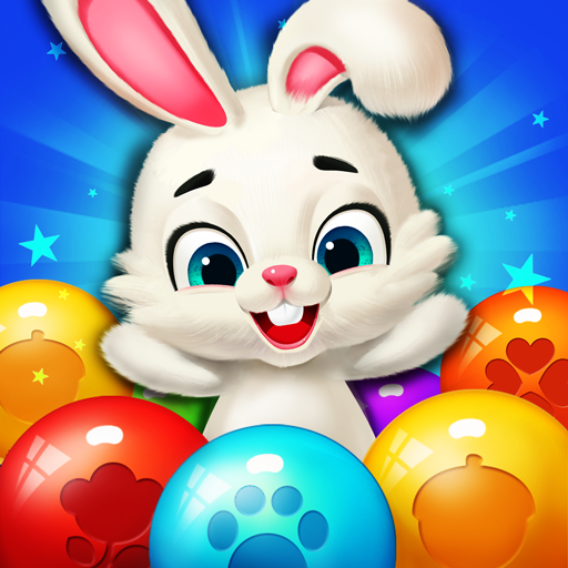 Rabbit Pop- Bubble Mania  Apk Mod latest