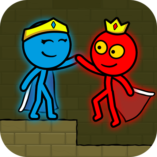 Red and Blue Stickman : Animation Parkour  1.3.1 Apk Mod (unlimited money) Download latest