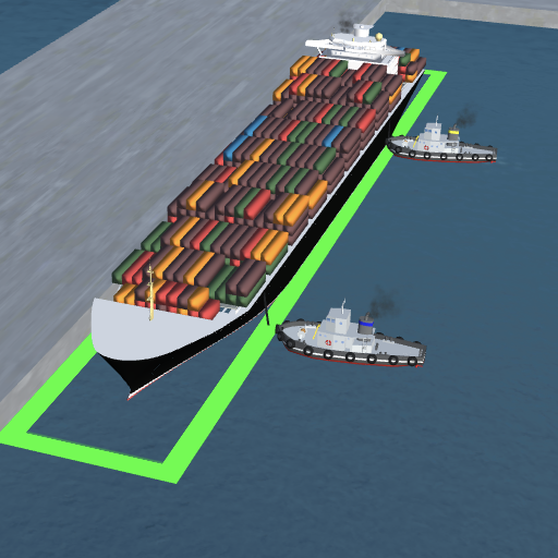 Ship Mooring 3D Apk Mod latest