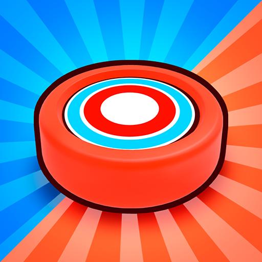 Sling Puck 3D Challenge Apk Mod latest