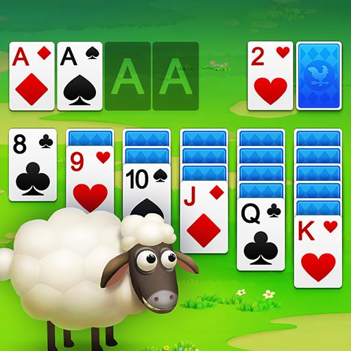 Solitaire My Farm Friends  1.0.7 Apk Mod (unlimited money) Download latest