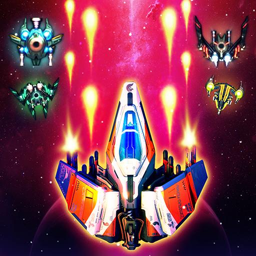 Space War: Spaceship Shooter Apk Mod latest