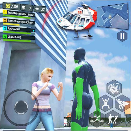 Spider Hole Hero: Vice Vegas Mafia  2.1 Apk Mod (unlimited money) Download latest