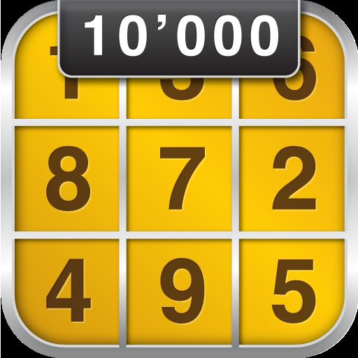 Sudoku 10'000 Free Apk Mod latest