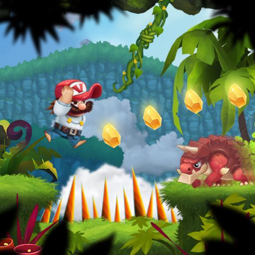 Super Jungle Jump  1.12.5032 Apk Mod (unlimited money) Download latest
