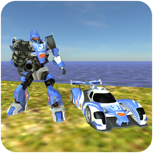 Supercar Robot  Apk Mod latest