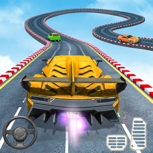 Superhero Car Stunts – Racing Car Games  1.0.12 Apk Mod (unlimited money) Download latest