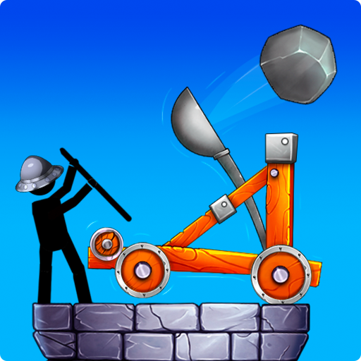 The Catapult 2 Grow Castle・Tower Defense・Stickman 5.0.9 Apk Mod (unlimited money) Download latest