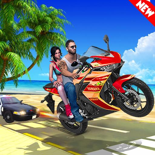 Theft Bike Drift Racing  1.10 Apk Mod (unlimited money) Download latest