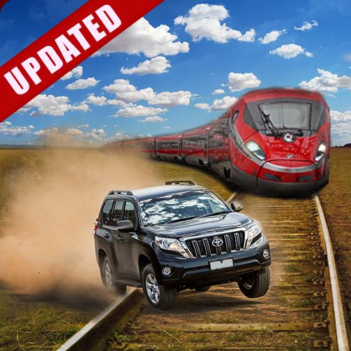 Train vs Prado Racing 3D: Advance Racing Revival  Apk Mod (unlimited money) Download latest