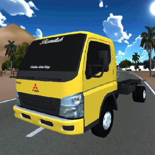 Truck Oleng Canter Simulator (Indonesia)   Apk Pro Mod latest 1.3