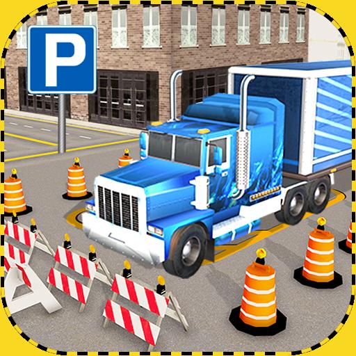 Truck Parking Games: Offroad Truck Driving Games  Apk Mod latest