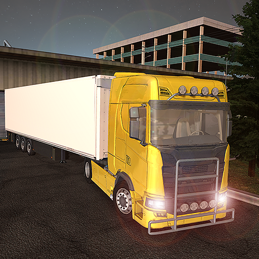 Truck Simulator 2020 : Europe Apk Mod latest