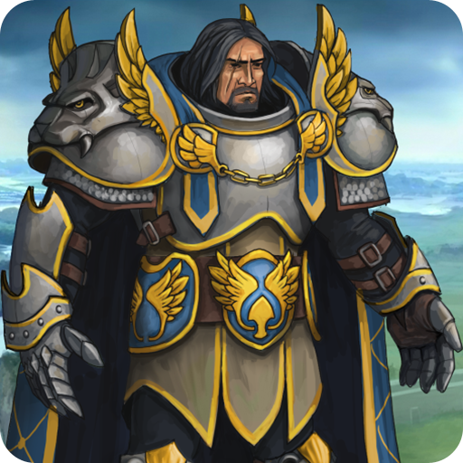 Turn-Based RPG & Strategy games 'Lords of Discord'  Apk Pro Mod latest