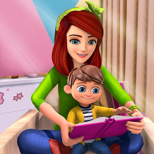 Virtual Baby Sitter Family Simulator Apk Mod latest