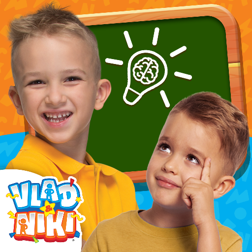 Vlad and Niki – Smart Games  2.3 Apk Mod (unlimited money) Download latest