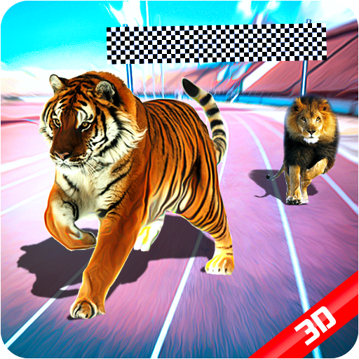 Wild Animals Racing 3D Apk Pro Mod latest