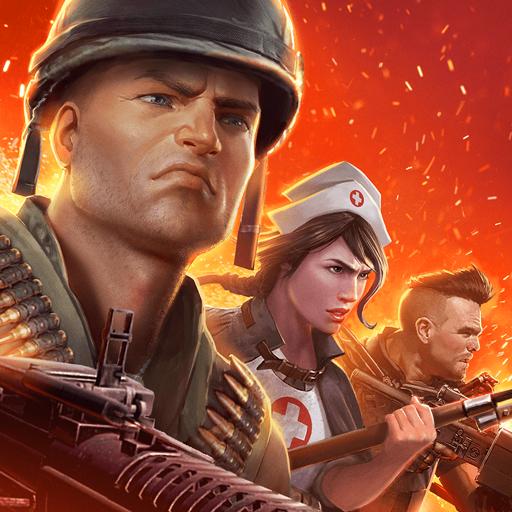 World War Rising  Apk Mod latest