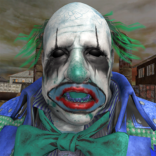 clown head haunted house granny game clown games  Apk Mod (unlimited money) Download latest